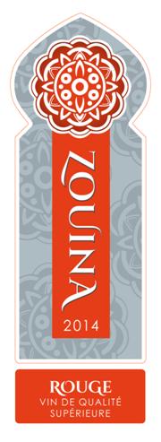 Zouina rouge